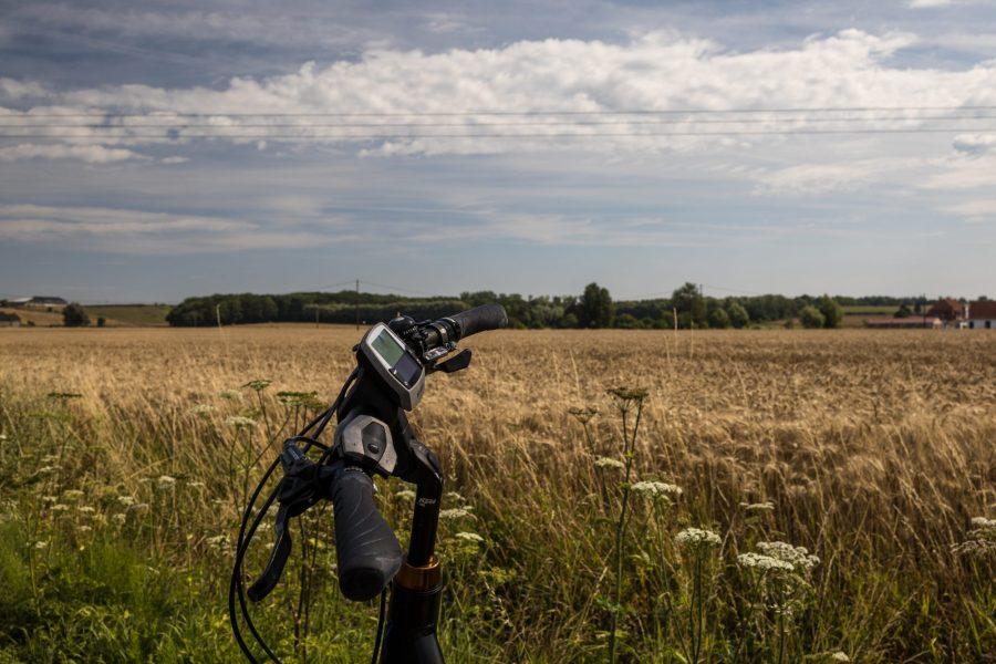 Itinéraire à vélo en Hauts de France