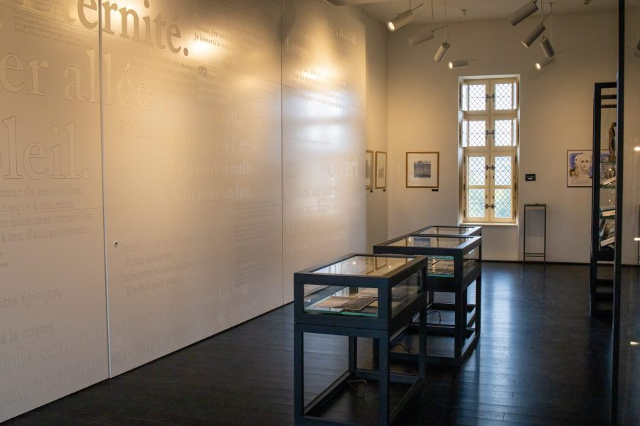 Musée Arthur Rimbaud à Charleville Mézières