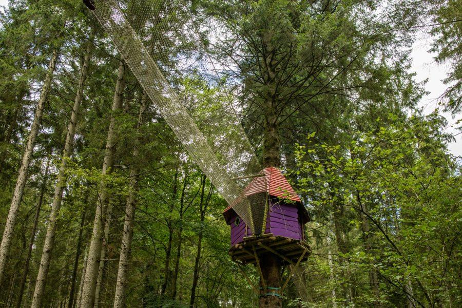 Elfy Parc dans les Ardennes