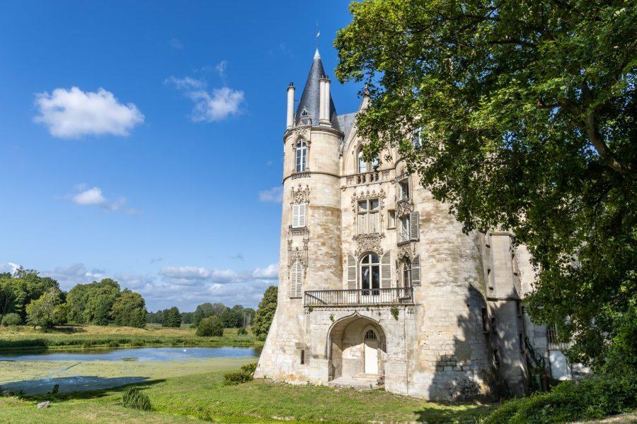 Château de Mont l'évêque