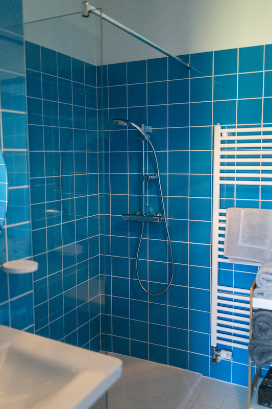 La salle de bain du gite