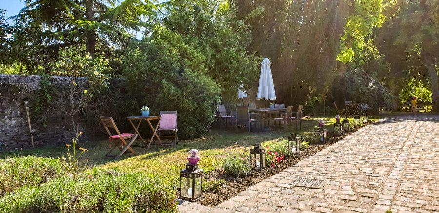 Jardin de l'aunette cottage dans l'Oise