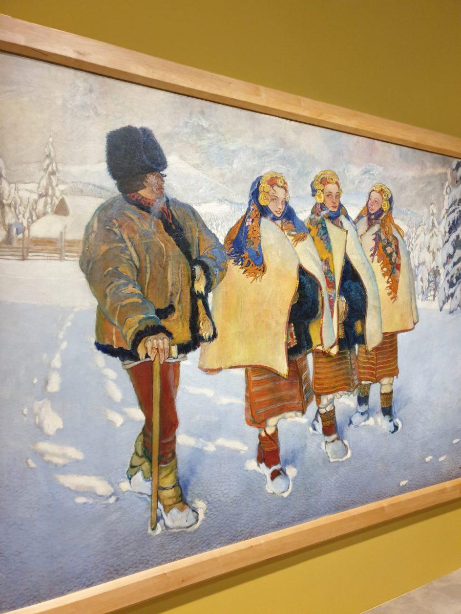 Folklore polonais à Lens