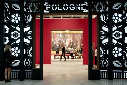 Exposition Pologne du musée Louvre Lens