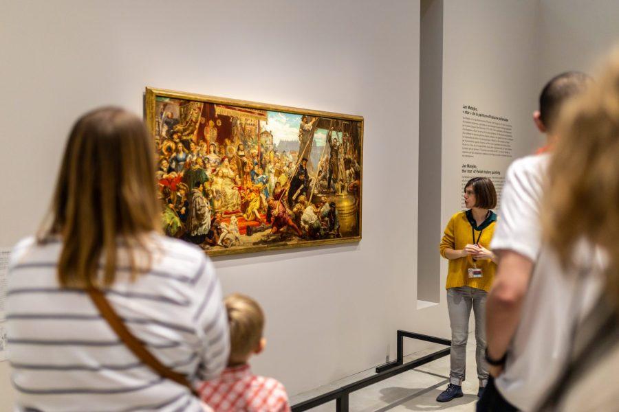 Exposition sur la Pologne au Louvre Lens