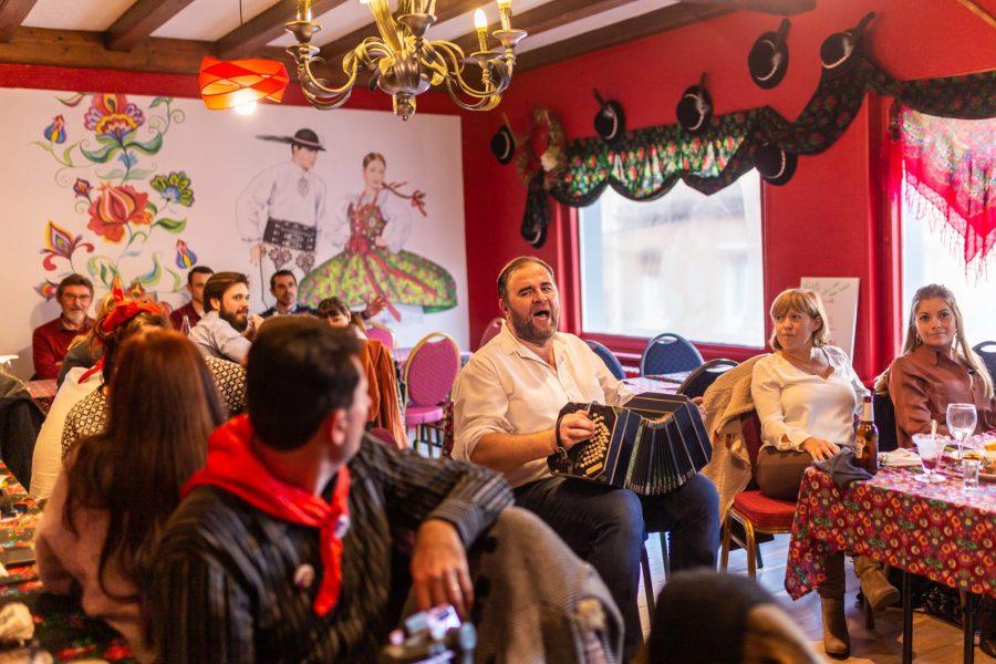 Folklore polonais chez Babcia