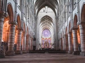 Intérieur de la Cathédrale de Laon