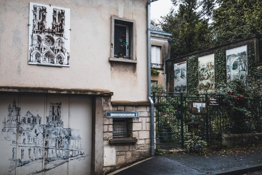 L'art s'invite dans la rue à Laon