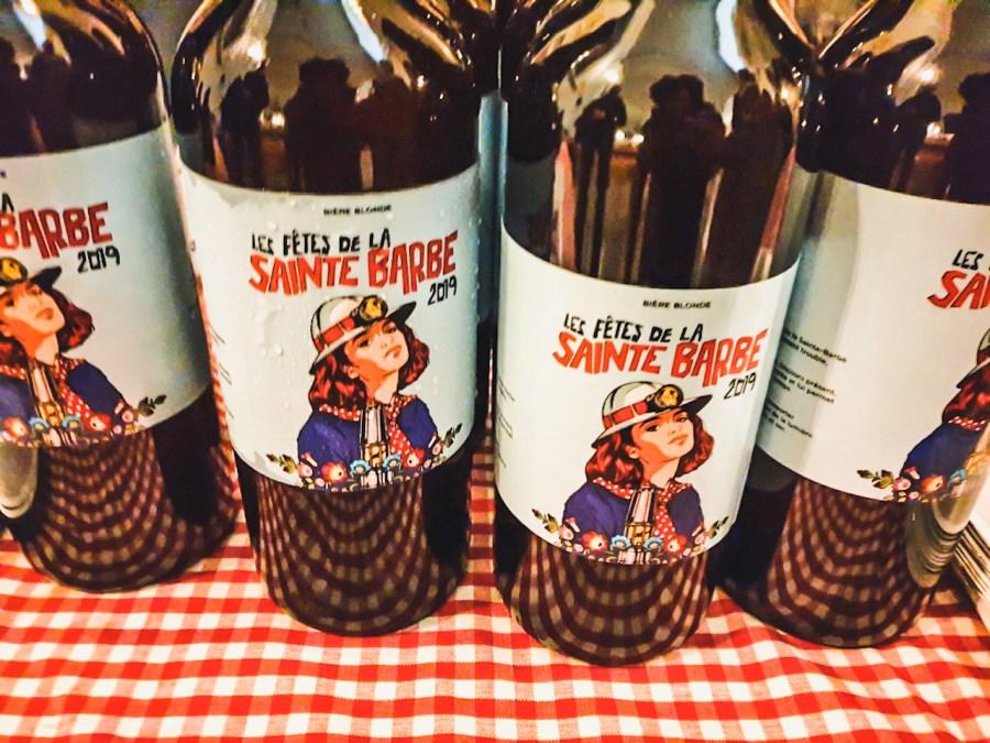 Bières de Sainte Barbe à Lens