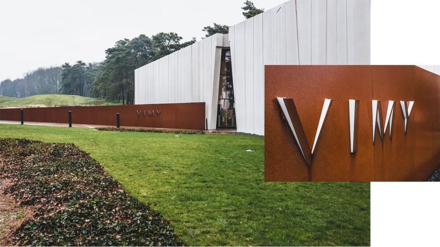 Centre d'interprétation de Vimy