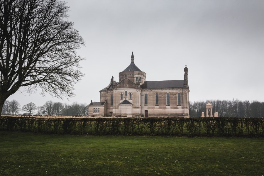 Nécropole de Notre Dame de Lorette