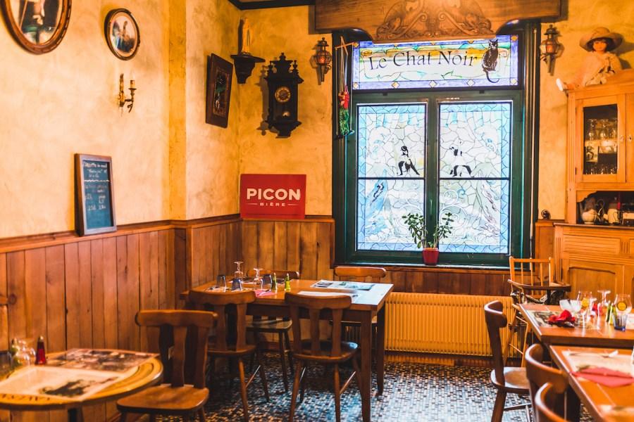 Restaurant Al Potée de Leandre à Souchez