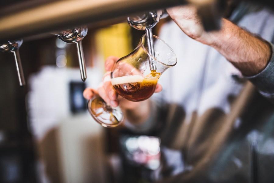 Bière de la brasserie Saint Germain