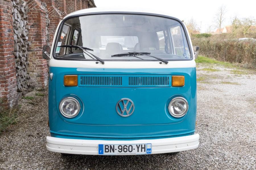 Combi Volkswagen vintage