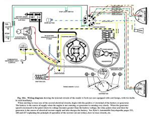 Model A Wiring Diagram – Capitol A's