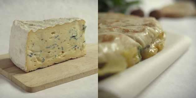 bleu du vercors en plateau ou cuisiné