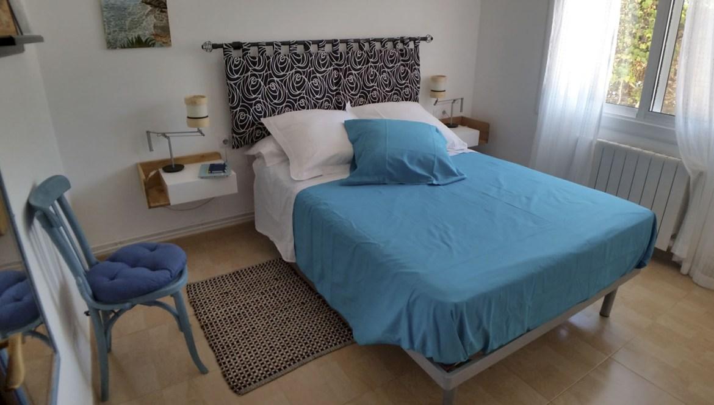Les Moreres de Sitges. Dormitorio