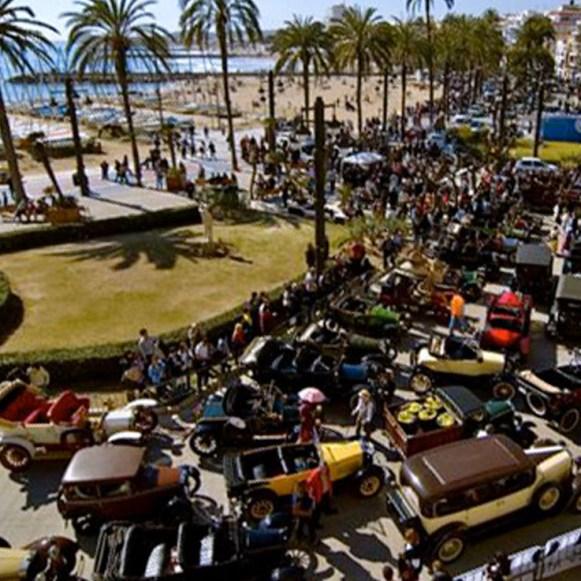 Rally de Coches Clásicos de Sitges