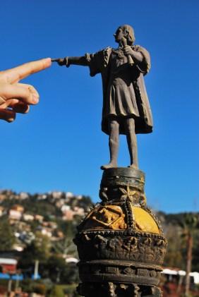 Colom a Catalunya en Miniatura