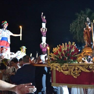 Festa Major de Sitges. Moixiganga