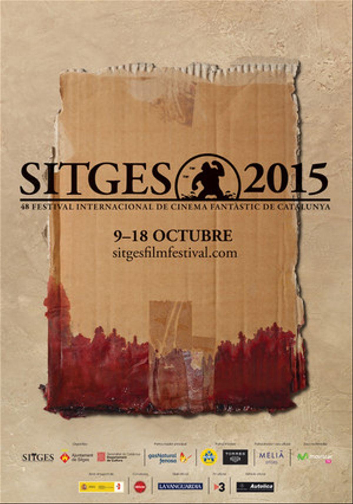 2015 - Festival Internacional de Cinema Fantàstic de Catalunya de Sitges