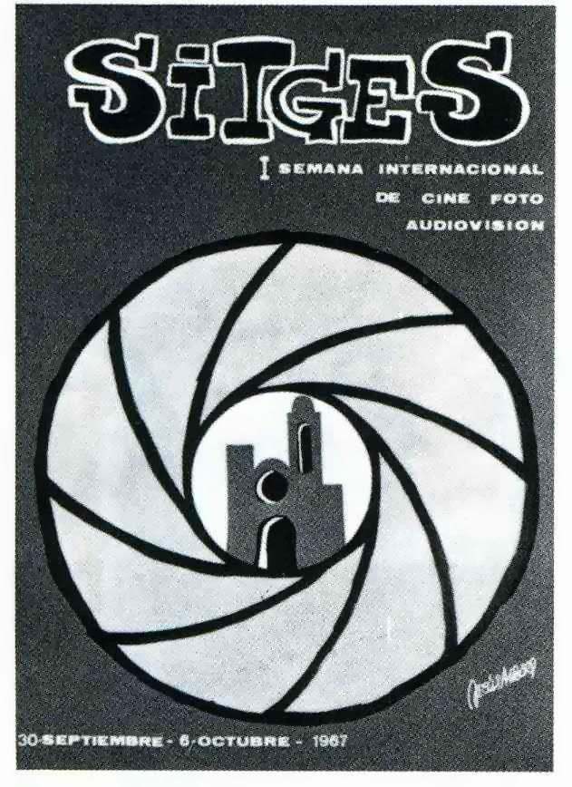 1967 - Festival Internacional de Cinema Fantàstic de Catalunya de Sitges