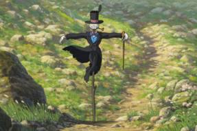 Le chateau ambulant - Hayao Miyazaki