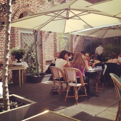Salon de thé Meert Lille