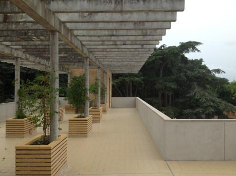 Terrasse Villa Cavrois