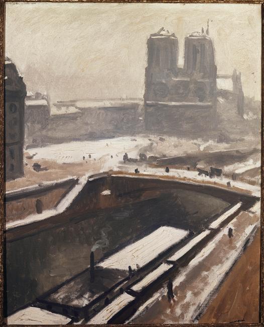 Marquet, Notre Dame