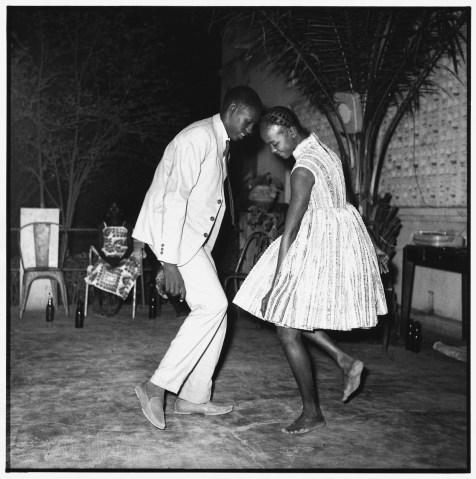 Malik Sidibé, Nuit de noël, 1965