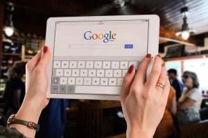 trouver son entreprise avec Google