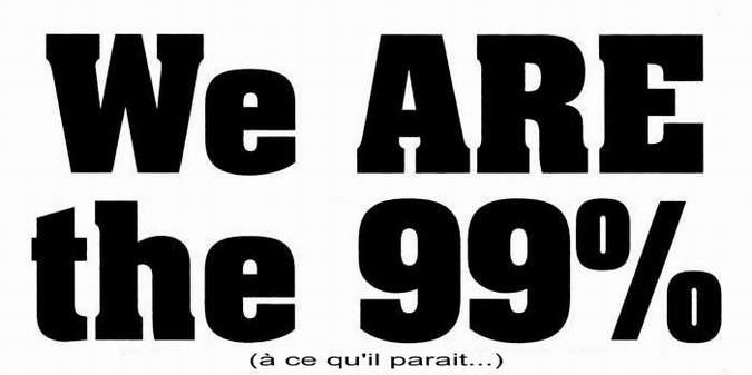nous sommes les 99