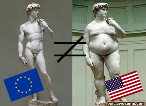 US-VS-EUROPE
