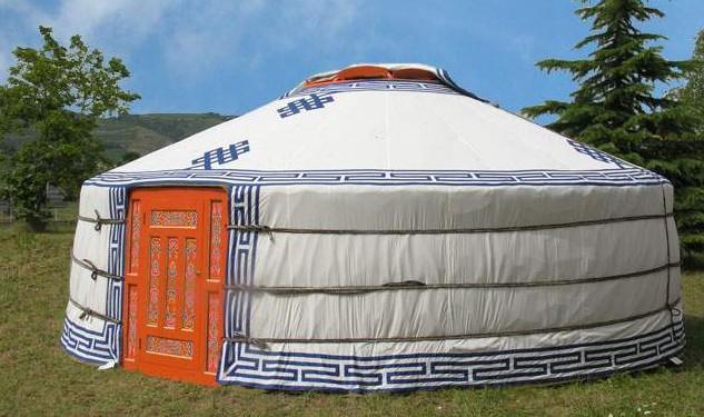 opportunité yourte mongole