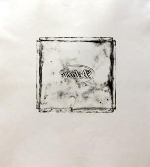 RASSOUW Benoit sans titre, 2005 gravure 50x60 cm