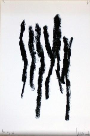 LE SAËC Thierry, sans titre, Gravure, 29x19 cm