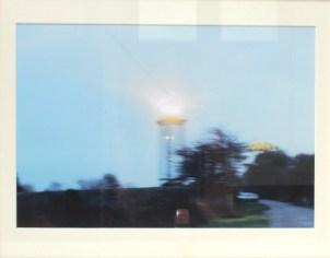MOLINS Bernard Phare de La Lande, 2002 photographie 47x57 cm