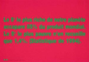 TAROOP et GLABEL Sans titre, 1999 sérigraphie par Alain Buyse affiche n°61 38x53 cm