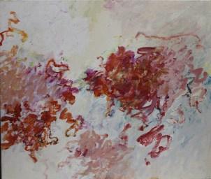 CALLOUET Stéphane As far As, 2012 Technique mixte 60x70 cm