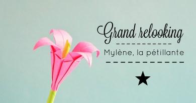 Relooking La Fille Du Placard – La pétillante Mylène