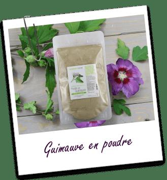Guimauve-poudre-aromazone