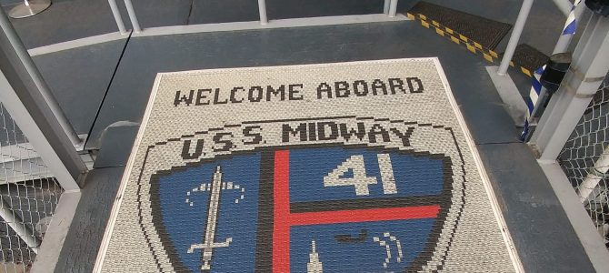 San Diego – USS Midway Museum