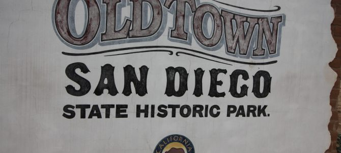 San Diego – Old Town