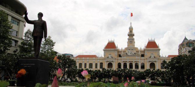 Ho Chi Minh – Jour 2 – l'ex Saigon