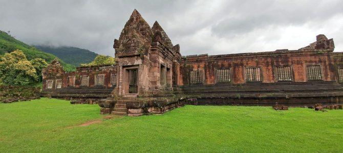 Laos – Jour 9 – Wat Phou