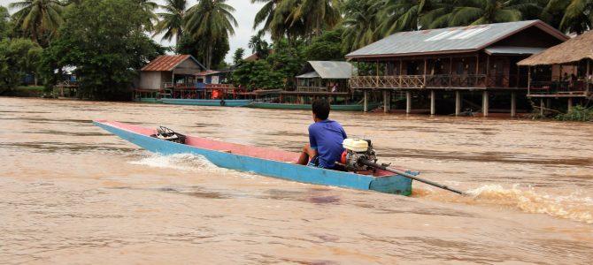 Laos – Jour 10 – 4 000 îles