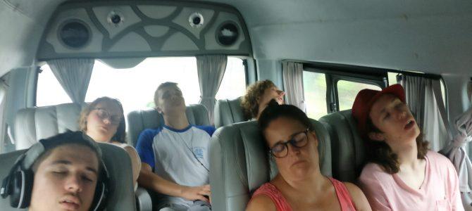 Laos – Jour 12 – Sur la route de Vang Vieng