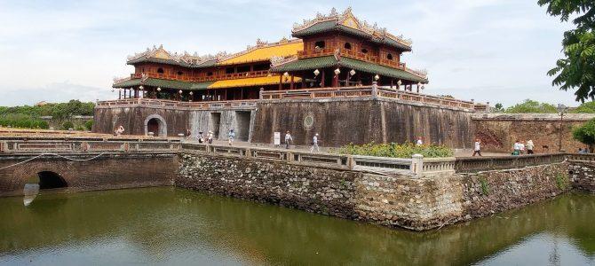 Vietnam – Jour 23 – Hue, ancienne capitale des empereurs féodaux des Nguyen