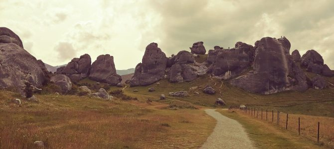 Nouvelle Zélande – île du Sud – Arthur's pass